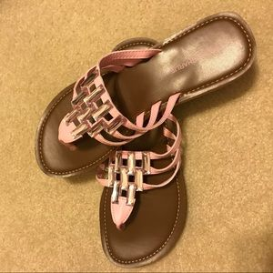 Charming Charlie Sandals - New in Box